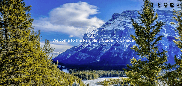Rambling Guide to Canada