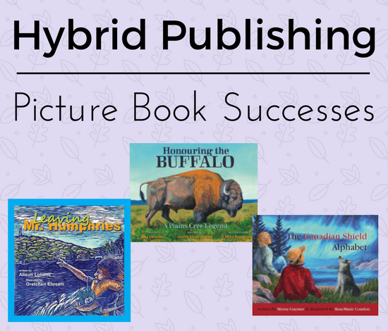 Hybrid Publishing picture books