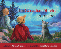Canadian Shield Alphabete
