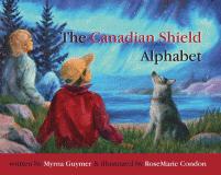 Canadian Shield Alphabete