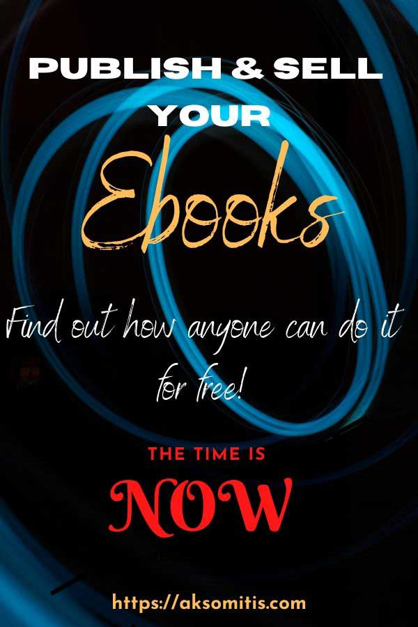 Publish and Sell Your Ebooks with Linda Aksomitis