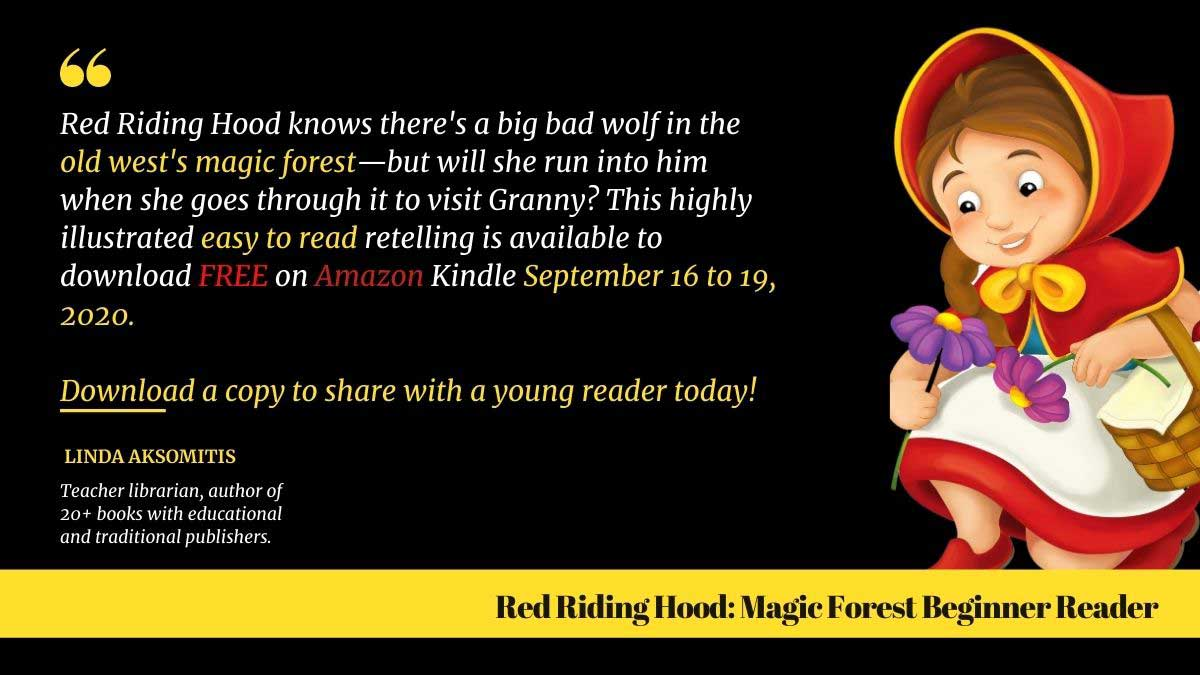 Little Red Riding Hood free giveaway