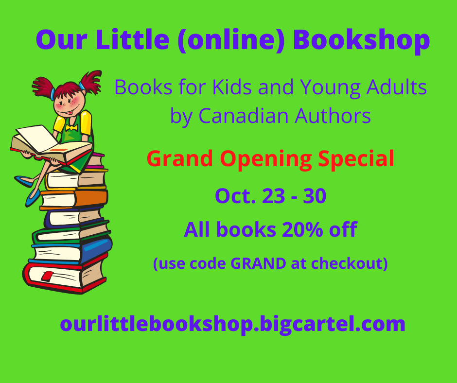 Our Little Bookshop poster